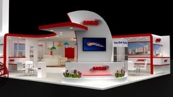 Exhibition 3D Stall Design Service
