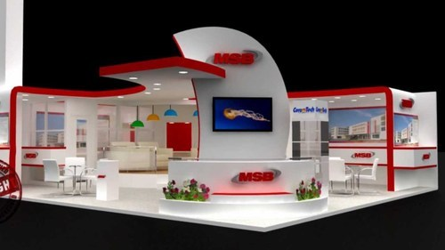 Exhibition Stall Size : Exhibition stall exhibition stall services service provider from