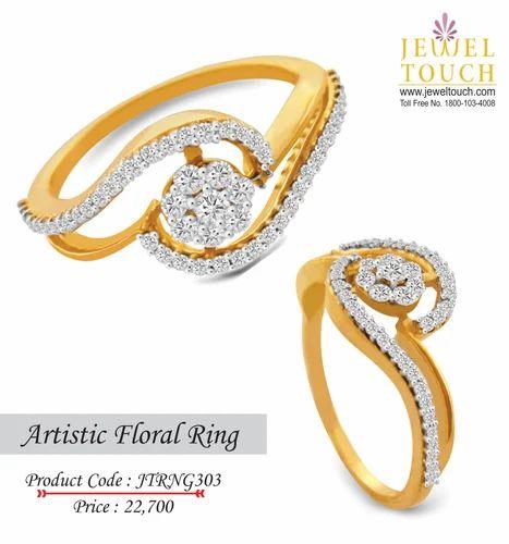 Diamond Wedding Engagement Ring Band Diamond Ring Wedding Ring