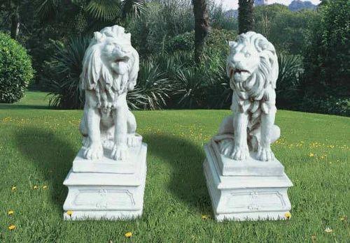 Tiger Statue Stone Animal Statue Barkat Nagar Dausa