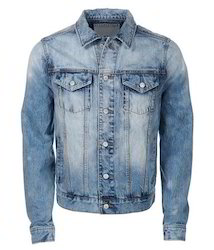 Mens Denim Jacket - Gents Denim Jacket Suppliers Traders