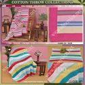 Cotton Throws Collection