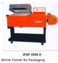 Shrink Chamber Wrapping Machine