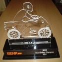 Bike Race Trophy