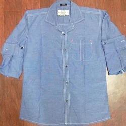 Mens Semi Casual Shirt