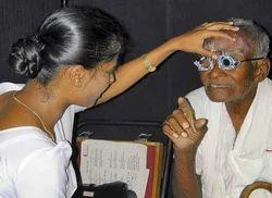 Comprehensive Eye Check Up