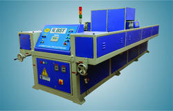 PVC Twin Pipe Slotting Machine