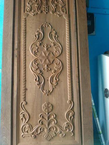 Wood Door Design & Wood Door Design Manufacturer from Madurai Pezcame.Com