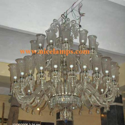 Stylish glass chandeliers at rs 10000 onwards glass chandeliers stylish glass chandeliers aloadofball Images