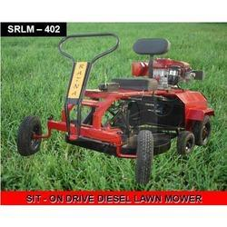 Sit-on Drive Diesel Lawn Mower