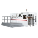 Automatic Foil Stamping & Die Cutting Machine