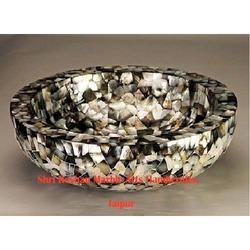 Mother Of Pearl Washbasin