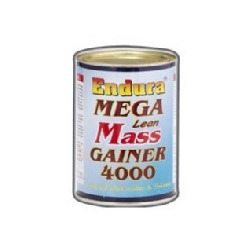 Endura Mega Lean Mass Gainer 4000