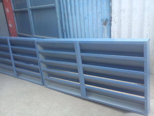 Louvered Ventilator And Louvers Z Type Louvers