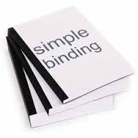 Booklet Binding Service