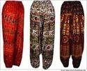 Tradational Printed Afgani Trousers