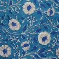 Hand Block Printed Running Fabric