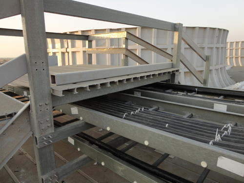 Frp Cable Trays Frp Ladder Cable Trays Manufacturer From