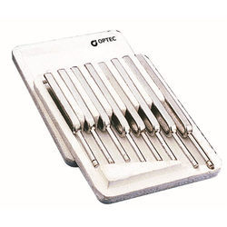 Tuning Fork Set & 8 Steel