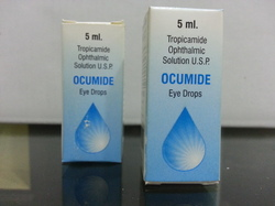 Tropicamide Ophthalmic Solution