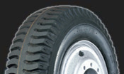 Commercial Radial Tyre