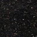 Black Polished Star Glaxy Granite, For Countertops, Thickness: 2cm & 3cm