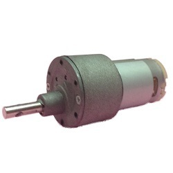 Side Shaft Electric Motors Johnson