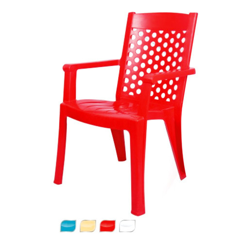 Office Plastic Chair, Living Room & Plastic Furniture | Samruddhi ...