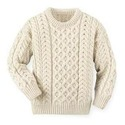 Kid's Knitted Sweater