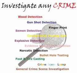 Crime Scene Investigation Kit