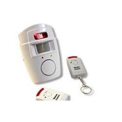 Sensor Alarm System