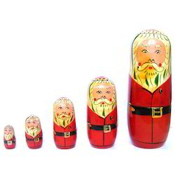 Designer Russian Doll