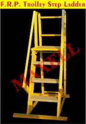 MAXELL - Trolley Step Ladder