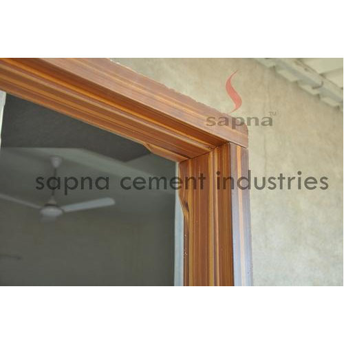 Rajwadi Luxury Rcc Door Frame Interior Door Frames Sapna Cement