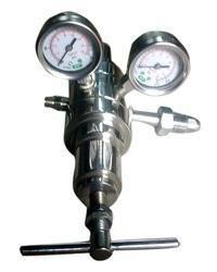 Double Stage High Pressure Piston Regulator