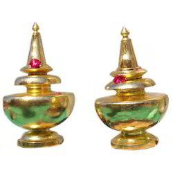 Gold Plated Kalash