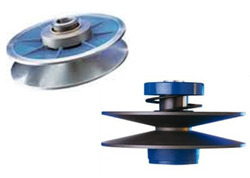 Interchange To Berges Type Pulley