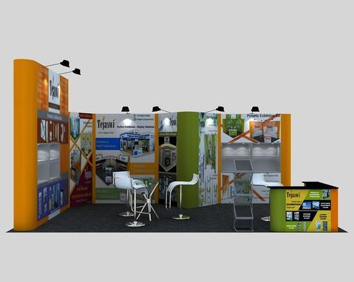 Portable Exhibition Kit Bangalore : Exhibition display systems magnetic popup portable exhibition