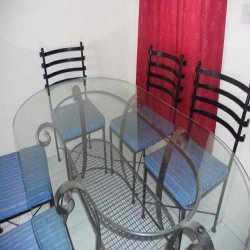 Dining Set Table with Chairs