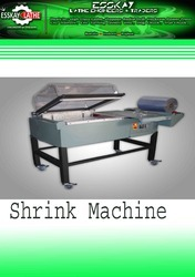 Heat Shrink Wrapping Machine Combo