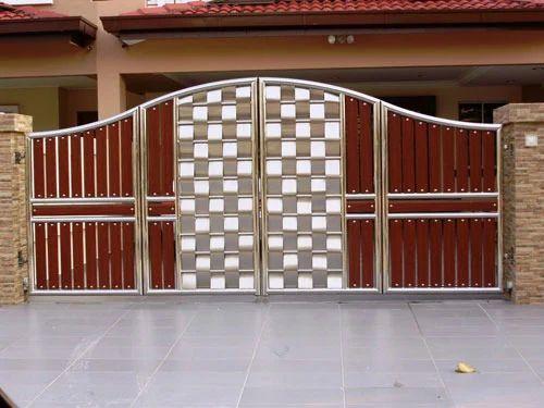 Ss Fancy Gate Gate Grilles Fences Amp Railings Vahini