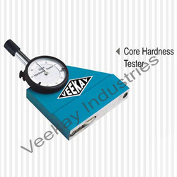 Core Hardness Tester