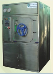 Flash High Speed Sterilizer MODEL SAMBION 410