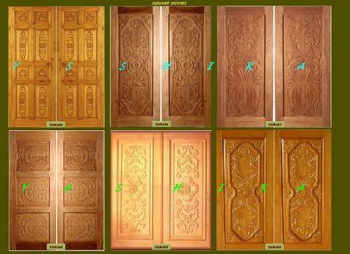 Square Double Door Entrance Yashika Doors Manufacturer