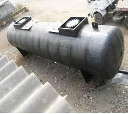Petrolium Product Storage Tank