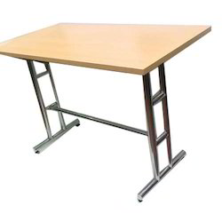 Table ( SS Frame and Laminated Top)