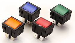 Illuminated Rocker Switches