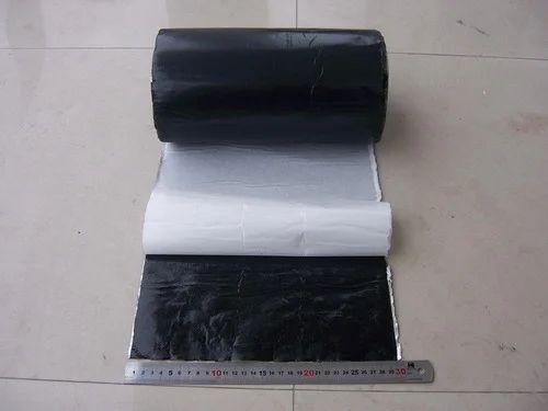 Rubber Sheet Aluminium Foil Laminated Self Adhesive