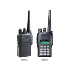 Hand-Held Radio (Motorola)