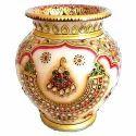 Marble Handicraft Pot